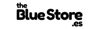Logo The Blue Store ES